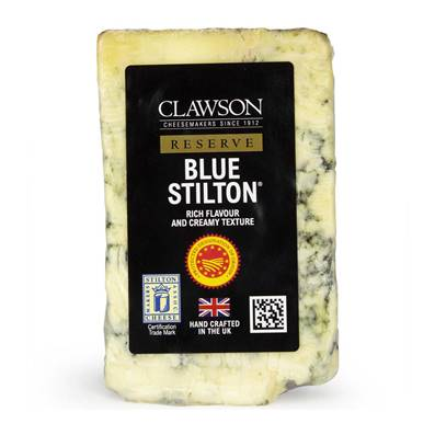 Clawson Blue Stilton Cheese