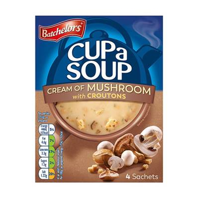 Batchelor's Cup a Soup - Cream of Mushroom