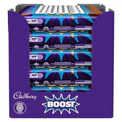Cadbury Boost Case