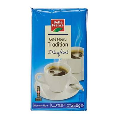 Ground Filter Coffee 100% Arabica DECAF