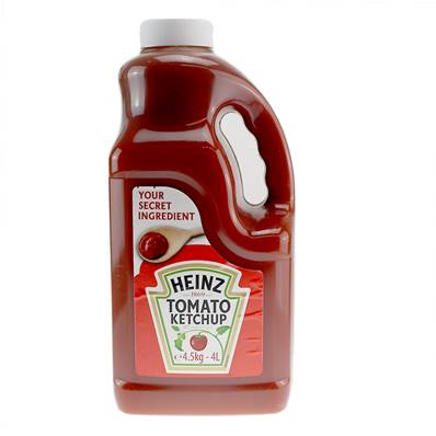 Heinz Tomato Ketchup 5ltr
