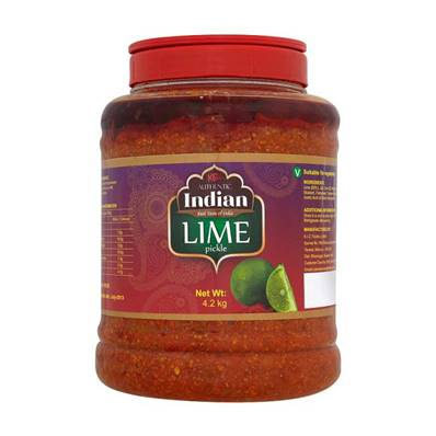 Kiz Authentic Lime Pickle