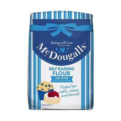 Mcdougall Self Raising Flour