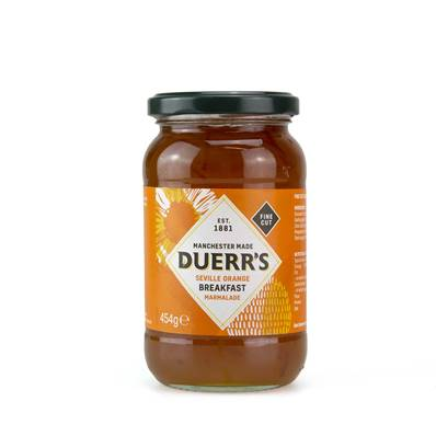 Duerrs Breakfast Marmalade