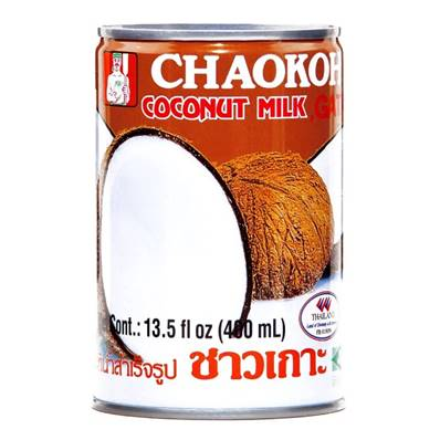 Tropical Sun Coconut Milk