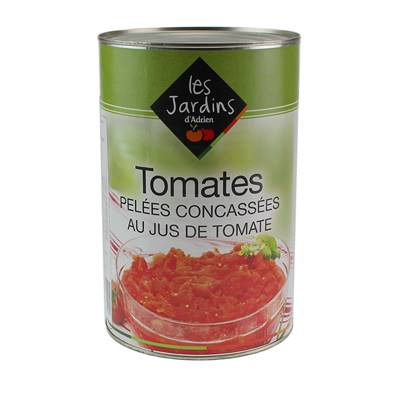 Tinned Chopped Tomatoes Bte 5/1