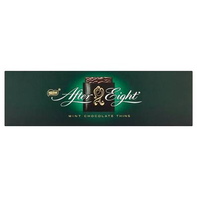 After Eight Mint Chocolates Carton