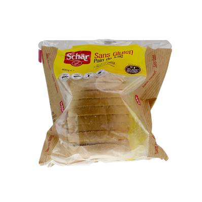 Dr Schar White Sliced Gluten Free Bread